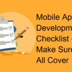 Mobile Application Development Checklist