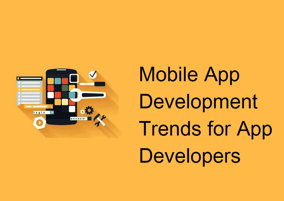 The Most Important Trends, mobile developers care about.