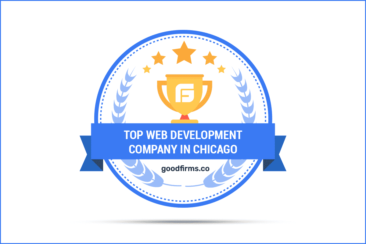 Simpalm Earns a Prestigious Position Among the Top Web Development Companies in Chicago at GoodFirms