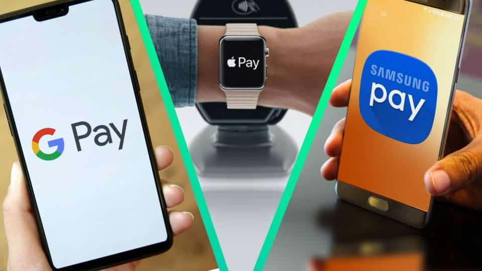 Types of mobile wallet apps