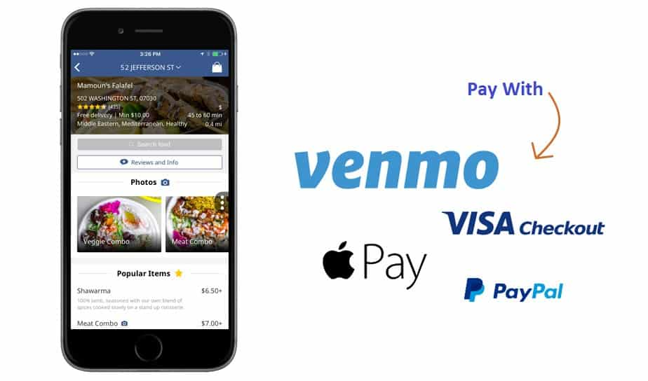 Types of payment apps