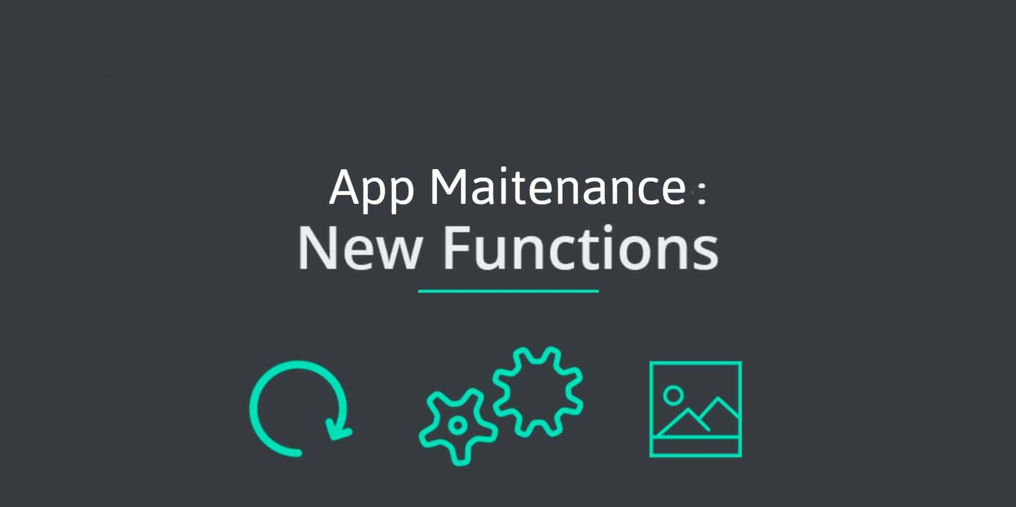 App maintenance? what is it and how much it cost