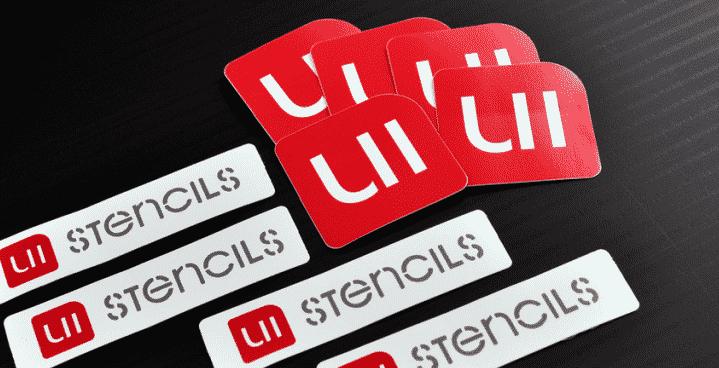 UI Stencils designing tool
