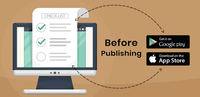 Things to know Before Publishing an App