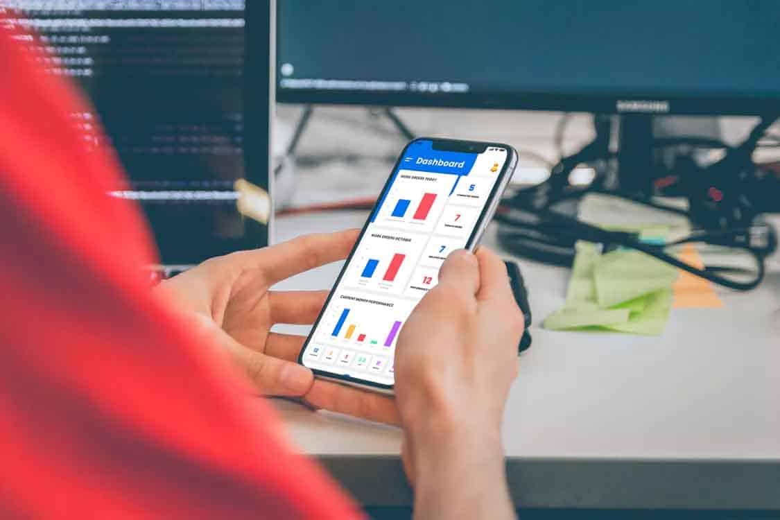 Data Driven Mobile App Development