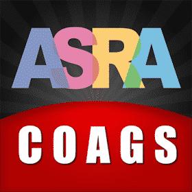 ASRA Coags 2.0 App