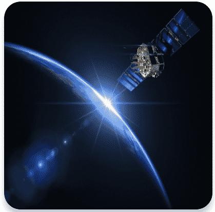 Satellite Communication App
